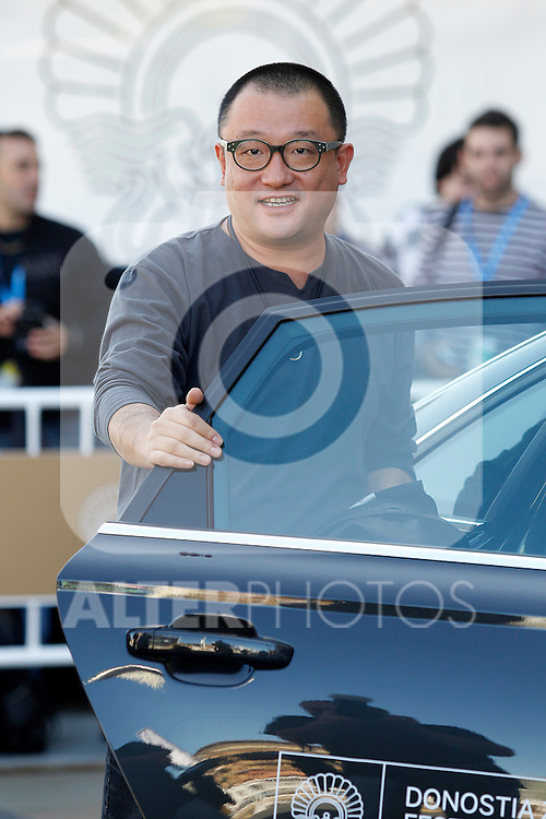 Film director Xiaoshuai Wang during the 59th San Sebastian Donostia International Film Festival - Zinemaldia.September 20,2011.(ALTERPHOTOS/ALFAQUI/Acero)