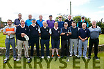 Ballyheigue Team at the Ballyheigue v Ring of Kerry Dr Billy O'Sullivan Quarter Finals at Ballyheigue Castle Golf Club on Saturday