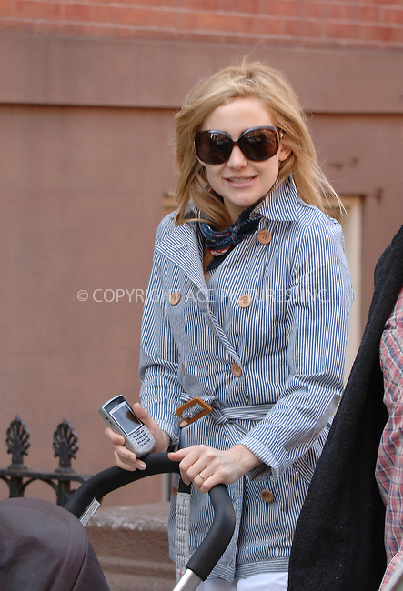"WWW.ACEPIXS.COM . . . . .  ....March 31 2006, New York City....Actress Kate Hudson and her husband 'Black Crowes' frontman Chris Robinson took their son Ryder for lunch at trendy Meatpacking District restaurant ""Pastis"" on a beaitiful spring Friday in Manhattan.....Please byline: Brett Kaffee - ACEPIXS.COM..... *** ***..Ace Pictures, Inc:  ..(212) 243-8787 or (646) 769 0430..e-mail: info@acepixs.com..web: http://www.acepixs.com"
