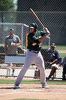 Max Muncy - Oakland Athletics 2016 spring training (Bill Mitchell)