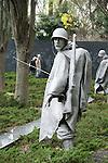 Washington DC Monuments and Memorials Korean War Memorial