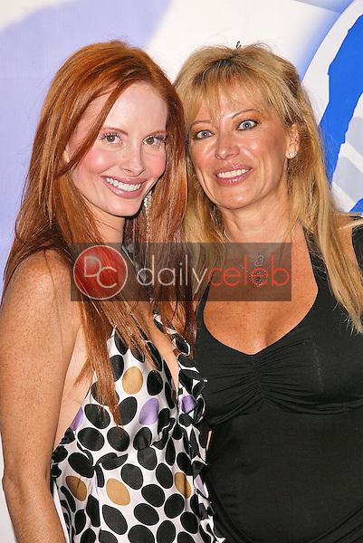 Phoebe Price and Gloria Kisel