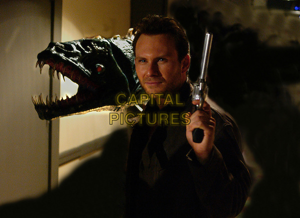 CHRISTIAN SLATER.in Alone In The Dark.*Editorial Use Only*.www.capitalpictures.com.sales@capitalpictures.com.Supplied by Capital Pictures.