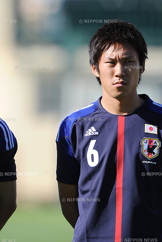 Kosuke Yamamoto (JPN),.MAY 23, 2012 - Football / Soccer :.2012 Toulon Tournament Group A match between U-21 Turkey 2-0 U-23 Japan at Stade Perruc in Hyeres, France. (Photo by FAR EAST PRESS/AFLO)