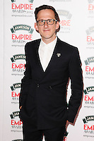 Adam Brown<br /> arives for the Empire Magazine Film Awards 2014 at the Grosvenor House Hotel, London. 30/03/2014 Picture by: Steve Vas / Featureflash