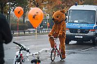 15-10-16 Radtour gegen Rassismus in Marzahn
