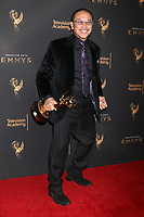 LOS ANGELES - SEP 9:  James Lew at the 2017 Creative Emmy Awards at the Microsoft Theater on September 9, 2017 in Los Angeles, CA