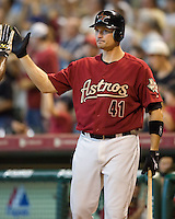 Coste, Chris 6247.jpg Philadelphia Phillies at Houston Astros. Major League Baseball. September 7th, 2009 at Minute Maid Park in Houston, Texas. Photo by Andrew Woolley.