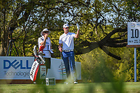 Andrew Putnam (USA) looks over his tee shot on 10 during day 1 of the WGC Dell Match Play, at the Austin Country Club, Austin, Texas, USA. 3/27/2019.<br /> Picture: Golffile | Ken Murray<br /> <br /> <br /> All photo usage must carry mandatory copyright credit (© Golffile | Ken Murray)