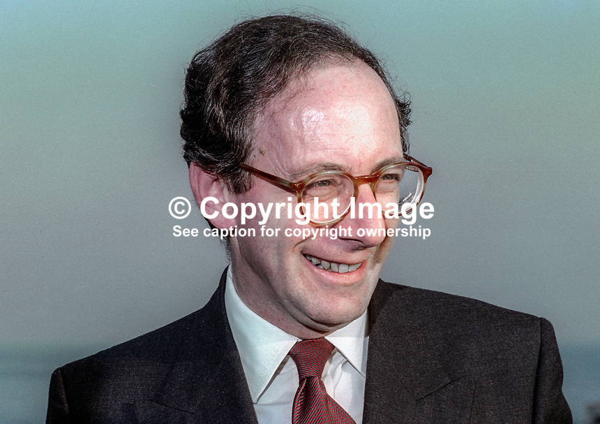 Malcolm Rifkind, MP, Conservative Party, UK, October, 1994, 199410039<br />