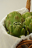 Stock Photos of Artichokes