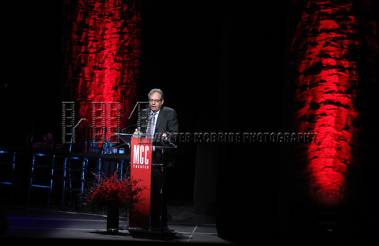 Lewis Black (Host).performing in 'MISCAST 2012' MCC Theatre's Annual Musical Spectacular at The Hammerstein Ballroom in New York City on 3/26/2012.