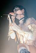 Oct 29, 1996: MARILYN MANSON - Roseland Ballroom New York USA