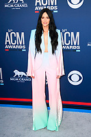 LAS VEGAS, NV - APRIL 7: Kacey Musgraves attends the 54th Annual ACM Awards at the Grand Garden Arena on April 7, 2019 in Las Vegas, Nevada. <br /> CAP/MPIIS<br /> &copy;MPIIS/Capital Pictures