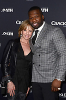 "LOS ANGELES - FEB 7:  Linda Purl, Curtis Jackson at the ""The Oath"" Red Carpet Premiere Event at the Sony Studios on February 7, 2018 in Culver City, CA"