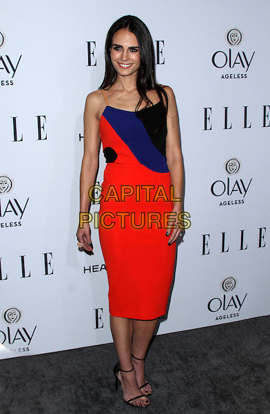 20 January 2016 - Los Angeles, California - Jordana Brewster. ELLE&rsquo;s Women In Television Celebration presented by Hearts on Fire Diamonds and Olay held at the Sunset Tower Hotel. <br /> CAP/ADM<br /> &copy;ADM/Capital Pictures