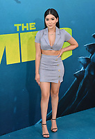 "LOS ANGELES, CA - August 06, 2018: Daisy Marquez at the US premiere of ""The Meg"" at the TCL Chinese Theatre"