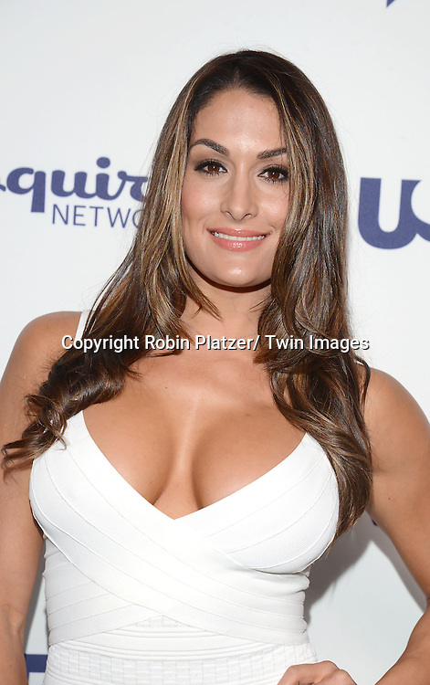 Nikki Bella of &quot; Total Divas&quot; attends the NBCUniversal Cable Entertainment Upfront <br /> on May 15, 2014 at The Javits Center North Hall in New York City, New York, USA.
