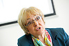 Margaret Hodge speaks at 'Where next for childcare policy? <br />