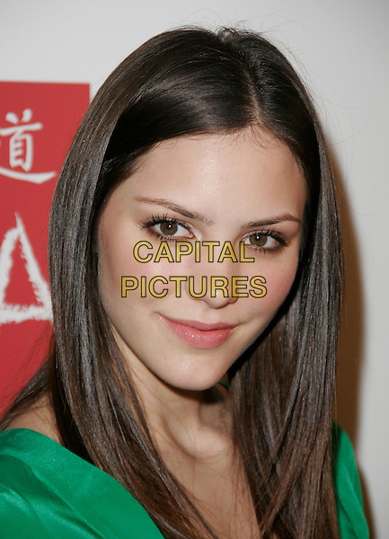 KATHERINE McPHEE.TAO Las Vegas Celebrates its Two Year Anniversary In Sin City, Las Vegas, Nevada, USA..November 10th, 2007.headshot portrait.CAP/ADM/MJT.©MJT/AdMedia/Capital Pictures.
