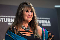 Caroline Munro attends to opening of International Fantastic Film Festival of Madrid, Nocturna in Madrid, Spain. October 26, 2017. (ALTERPHOTOS/Borja B.Hojas)