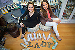 Emily and Jessica Leung give back sole through Hey Lady