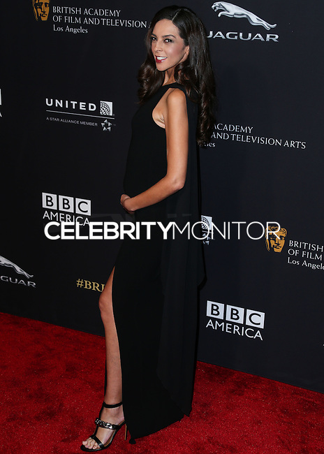 BEVERLY HILLS, CA, USA - OCTOBER 30: Terri Seymour arrives at the 2014 BAFTA Los Angeles Jaguar Britannia Awards Presented By BBC America And United Airlines held at The Beverly Hilton Hotel on October 30, 2014 in Beverly Hills, California, United States. (Photo by Xavier Collin/Celebrity Monitor)