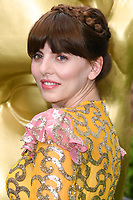 Ophelia Lovibond arriving for the BAFTA Craft Awards 2018 at The Brewery, London, UK. <br /> 22 April  2018<br /> Picture: Steve Vas/Featureflash/SilverHub 0208 004 5359 sales@silverhubmedia.com