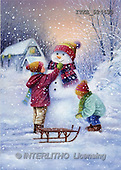 Isabella, CHRISTMAS CHILDREN, paintings(ITKE524433,#XK#)