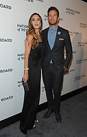 NEW YORK, NY - JANUARY 09: Elizabeth Chambers and Armie Hammer attends the 2018 National Board Of Review Awards Gala at Cipriani 42nd Street on January 9, 2018 in New York City.  <br /> CAP/MPI/JP<br /> &copy;JP/MPI/Capital Pictures