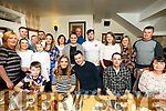 Sharon Daly,  Cois CoilleTralee, celebrates her 30th birthday with family and friends at Bella Bia's on Saturday