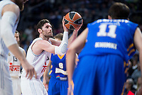 Real Madrid's Rudy Fernández during Euroleague match at Barclaycard Center in Madrid. April 07, 2016. (ALTERPHOTOS/Borja B.Hojas) /NortePhoto