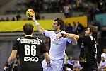 Christophersen vs Fernandez. GERMANY vs ARGENTINA: 31-27 - Preliminary Round - Group A
