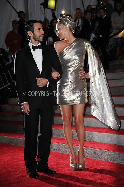 WWW.ACEPIXS.COM . . . . . ....May 4 2009, New York City....Marc Jacobs and Kate Moss arriving at 'The Model as Muse: Embodying Fashion' Costume Institute Gala at The Metropolitan Museum of Art on May 4, 2009 in New York City....Please byline: KRISTIN CALLAHAN - ACEPIXS.COM.. . . . . . ..Ace Pictures, Inc:  ..(212) 243-8787 or (646) 679 0430..e-mail: picturedesk@acepixs.com..web: http://www.acepixs.com