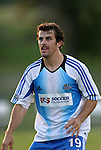 24 August 2004: Matt Taylor during pregame warmups. The Kansas City Wizards defeated the San Jose Earthquakes 1-0 at Blue Valley District Athletic Complex in Overland Park, KS in a semifinal game in the 2004 Lamar Hunt U.S. Open Cup..