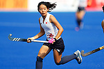 Yui Ishibashi (JPN), <br /> AUGUST 21, 2018 - Hockey : <br /> Women's Group A match <br /> between Japan 6-0 Hong Kong <br /> at Gelora Bung Karno Hockey Field <br /> during the 2018 Jakarta Palembang Asian Games <br /> in Jakarta, Indonesia. <br /> (Photo by Naoki Morita/AFLO SPORT)
