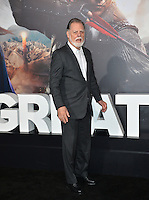 Taylor Hackford at the premiere for &quot;The Great Wall&quot; at the TCL Chinese Theatre, Hollywood, Los Angeles, USA 15 February  2017<br /> Picture: Paul Smith/Featureflash/SilverHub 0208 004 5359 sales@silverhubmedia.com
