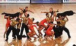 """09.11.2019,  GER; Tanzen, 1. Bundesliga der Lateinformationen, Deutsche Meisterschaften, Zwischerunde, im Bild 1.TSZ Velbert A mit dem Titel """"No limit"""" Foto © nordphoto/ Witke"""
