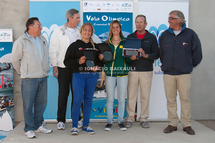 VI Master Golden Series RS:X Copa Juvenis RS:X Bic Techno Sub y Sub 15 Open  Marina Real Juan Carlos I Escuela Municipal de Vela