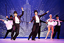 An American in Paris. West End Premiere of the Tony Award winning show. Directed and Choreographed by Christopher Weldon. With Haydn Oakley as Henri Baurel, David Seadon-Young as Adam Hochberg .Opens at The Dominion Theatre, London on 14/3/17 . ONLY FOR EDITORIAL USE