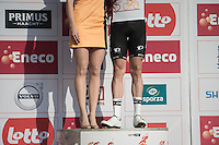 podium legs<br /> <br /> 12th Eneco Tour 2016 (UCI World Tour)<br /> stage 3: Blankenberge-Ardooie (182km)