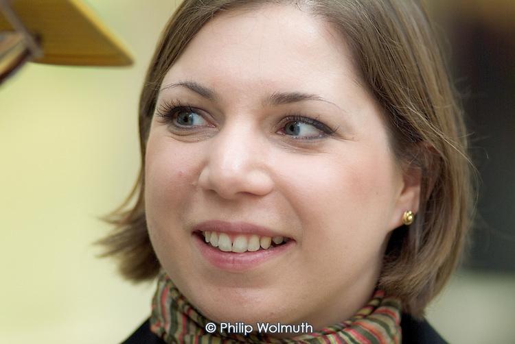 Brent Central Liberal Democrat MP Sarah Teather