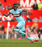 West Ham's Cheikhou Kouyate during the Emirates FA Cup match at Old Trafford. Photo credit should read: Philip Oldham/Sportimage
