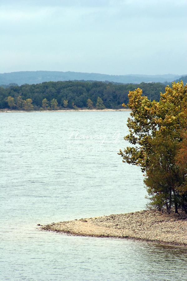 Resevior Lake near Branson Missouri