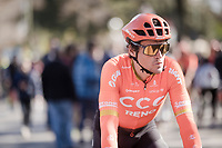 Greg VAN AVERMAET (BEL/CCC) pre-race<br /> <br /> 13th Strade Bianche 2019 (1.UWT)<br /> One day race from Siena to Siena (184km)<br /> <br /> ©kramon
