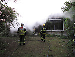 Cross Lanes House Fire