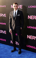 NEW YORK, NY-July 12: Dave Franco at Lionsgate presents the World Premiere of NERVE   at SVA Theater in New York. NY July 12, 2016. Credit:RW/MediaPunch