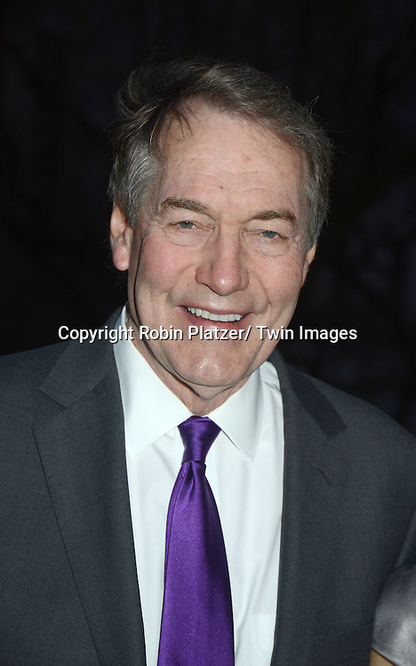 Charlie Rose attends the Vanity Fair Party for the 2013 Tribeca Film Festival on April 16, 2013 at State Suprme Courthouse in New York City.