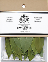 India Tree Bay Leaves, India Tree Herbs