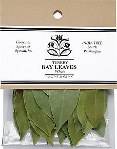 20702 Bay Leaves, Caravan 0.15 oz, India Tree Storefront